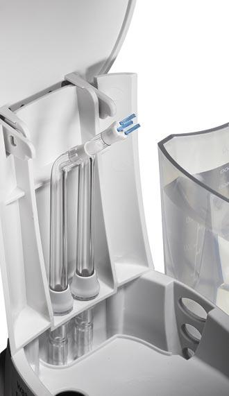 Tip Storage - WP-660 Ultra Professional Water Flosser