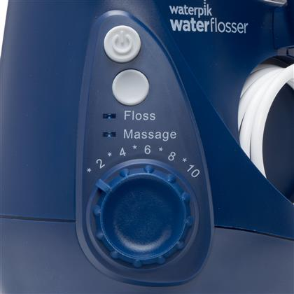 WP-663 Ultra Professional Water Flosser Controls